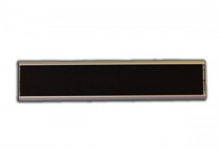 Sunrad panel Black remote
